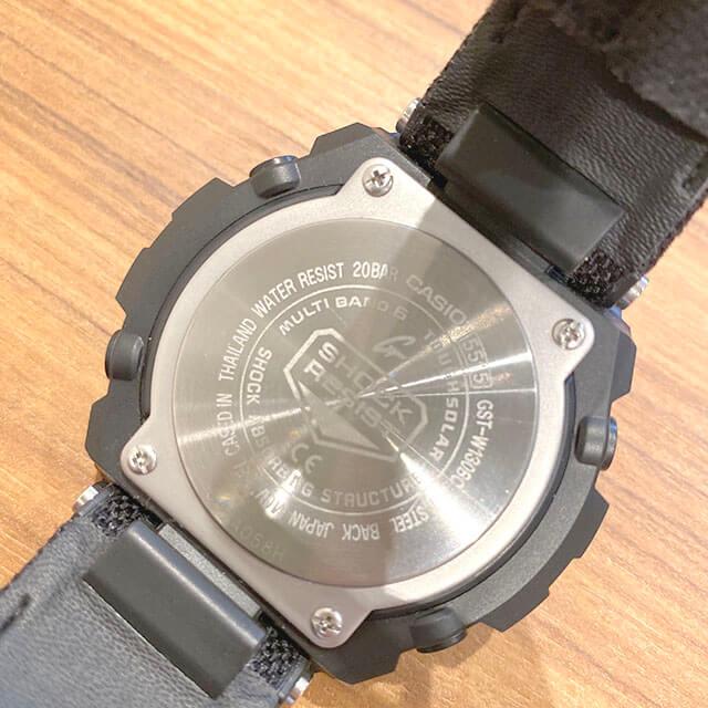 モノカウ北見営業所にてカシオの腕時計【G-SHOCK(GST-W130BC)】を買取_02