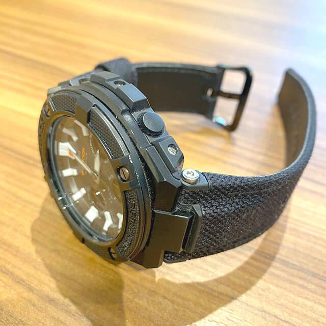 モノカウ北見営業所にてカシオの腕時計【G-SHOCK(GST-W130BC)】を買取_03