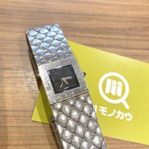 モノカウ緑橋店にてシャネルの腕時計【マトラッセ】を買取
