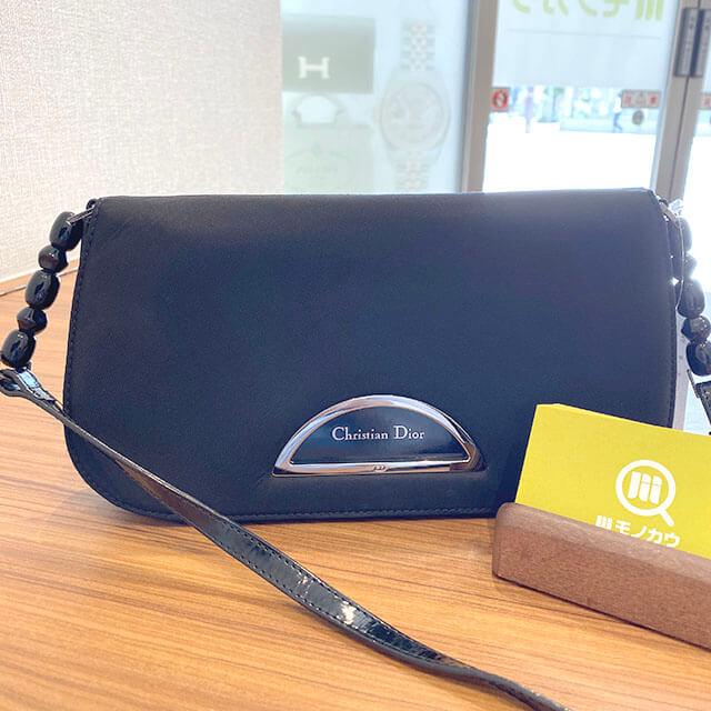 モノカウ心斎橋店にてディオールのバッグ【マリスパール】を買取_01