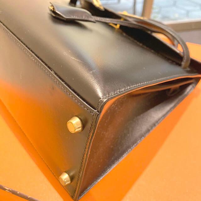モノカウ緑橋店にて大阪のお客様からエルメスのバッグ【ケリー32】を買取_03