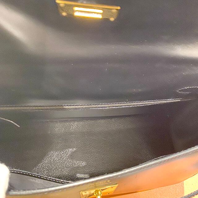 モノカウ緑橋店にて大阪のお客様からエルメスのバッグ【ケリー32】を買取_04