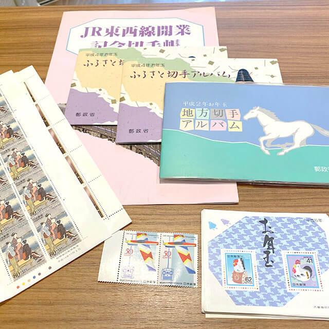 モノカウ枚方営業所にて切手を買取_03