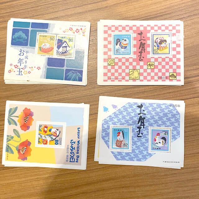 モノカウ枚方営業所にて切手を買取_04