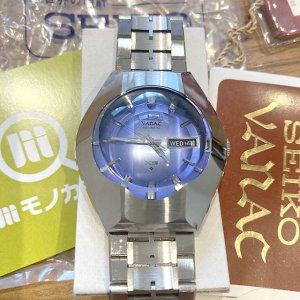 モノカウ緑橋店にて東成のお客様からキングセイコーの腕時計【VANAC(バナック)】を買取