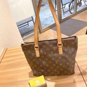 モノカウ玉造店にて美作のお客様からヴィトンのバッグ【カバピアノ】を買取