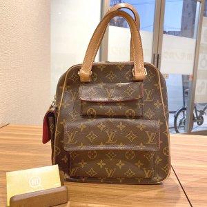 美作のお客様からヴィトンのバッグ【エクサントリ シテ】を買取