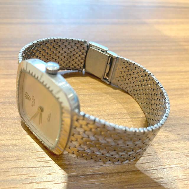 モノカウ枚方営業所にてロレックスの腕時計【チェリーニ】を買取_03