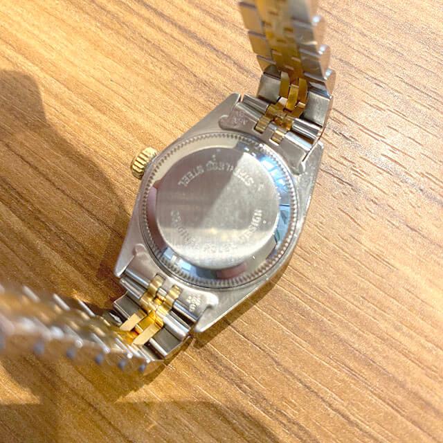 モノカウ緑橋店にてロレックスの腕時計【デイトジャスト】を買取_02
