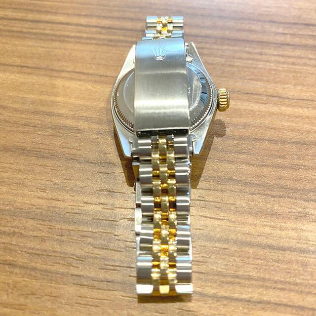 モノカウ緑橋店にてロレックスの腕時計【デイトジャスト】を買取_04