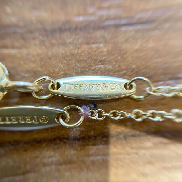平野のお客様からティファニーのネックレス【バイザヤード】を買取_04