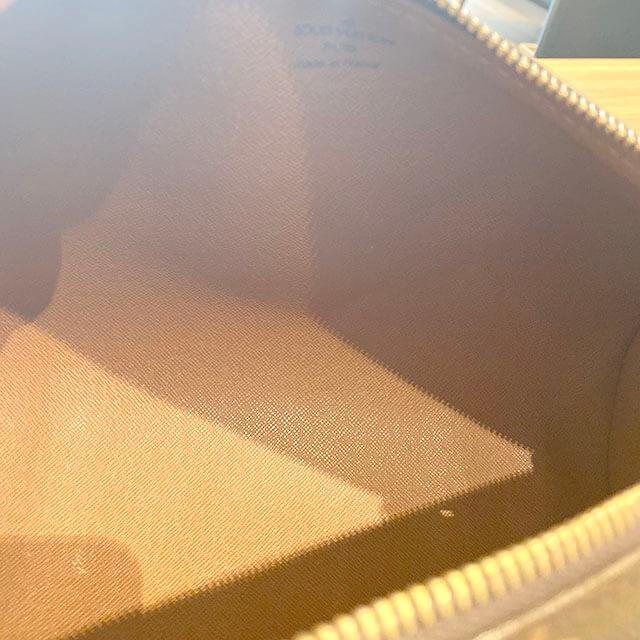 練馬のお客様から宅配買取にてヴィトンのバッグ【パピヨン】を買取_04