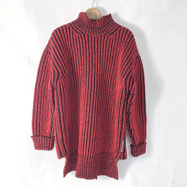 モノカウ心斎橋店にて尼崎のお客様からバレンシアガのセーターを買取_01