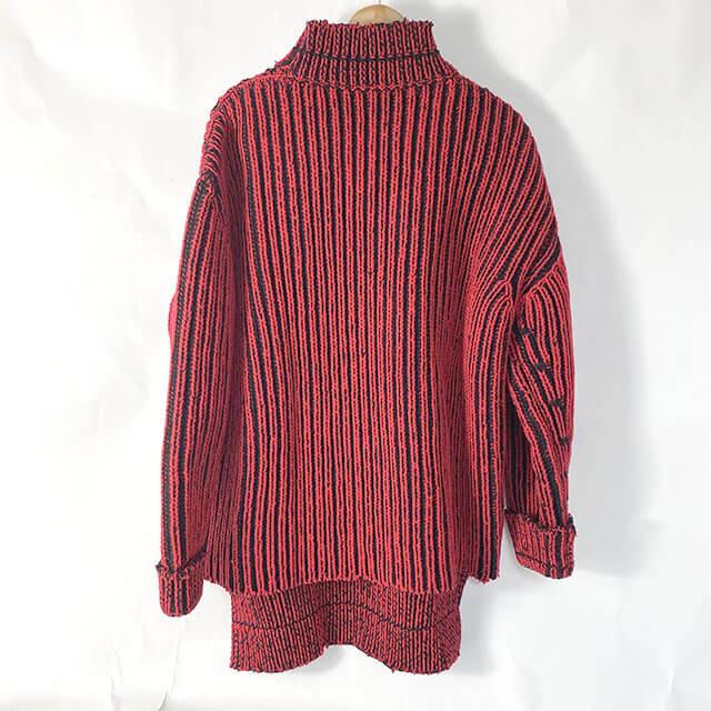 モノカウ心斎橋店にて尼崎のお客様からバレンシアガのセーターを買取_02