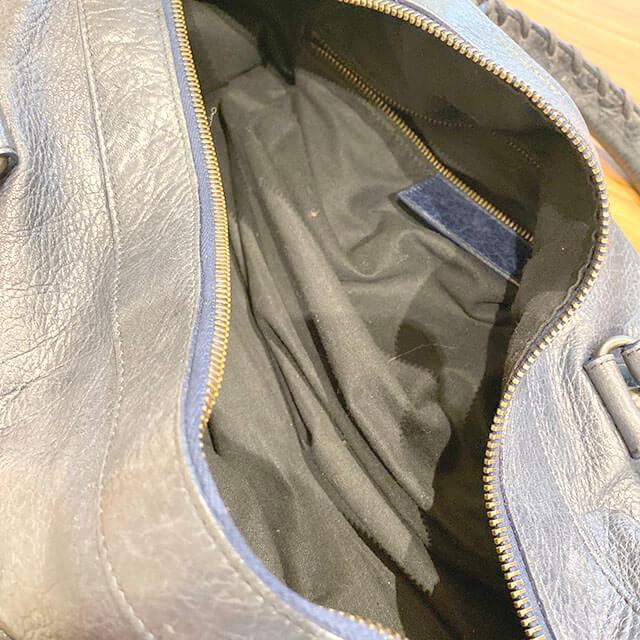 浅草のお客様から宅配買取にてバレンシアガの2wayバッグ【ザ・ツィギー】を買取_03
