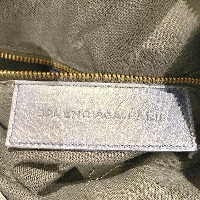 浅草のお客様から宅配買取にてバレンシアガの2wayバッグ【ザ・ツィギー】を買取_04