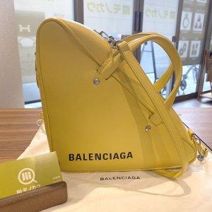 モノカウ心斎橋店にて喜連瓜破のお客様からバレンシアガのバッグ【トライアングル】を買取