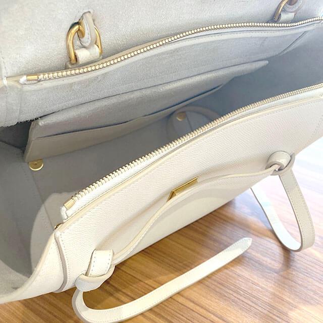 葛飾区のお客様から宅配買取にてセリーヌの【ベルトバッグ】を買取_04