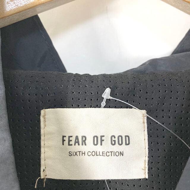 モノカウ玉造店にてFEAR OF GOD(フィアオブゴッド)のジップアップパーカーを買取_04