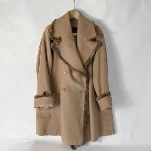 福島のお客様から宅配買取にてフェンディのレディースコートを買取