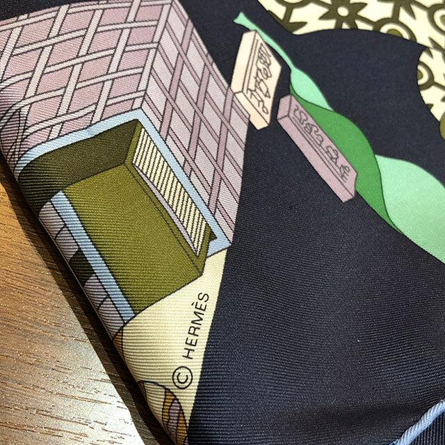 モノカウ心斎橋店にて千林のお客様からエルメスのスカーフを買取_03
