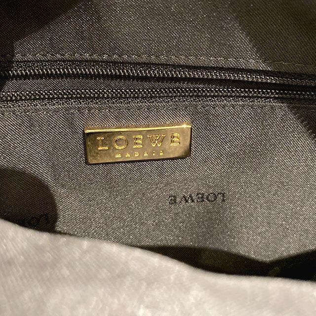 明石のお客様から宅配買取にてロエベの2wayバッグを買取_04