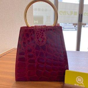福島のお客様から宅配買取にてロエベのハンドバッグを買取