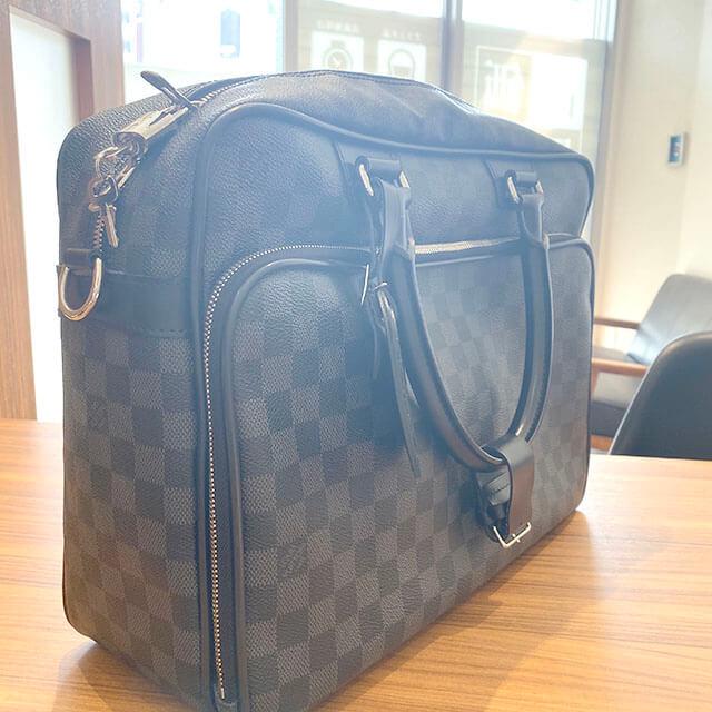 京都のお客様から宅配買取にてヴィトンのバッグ【イカール】を買取_03