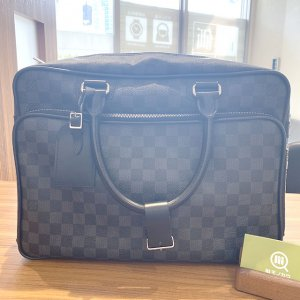 京都のお客様から宅配買取にてヴィトンのバッグ【イカール】を買取