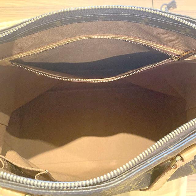 練馬のお客様から宅配買取にてヴィトンのバッグ【カバメゾ】を買取_04