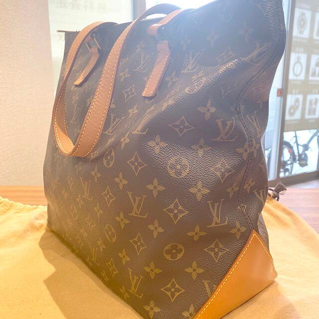 練馬のお客様から宅配買取にてヴィトンのバッグ【カバメゾ】を買取_02