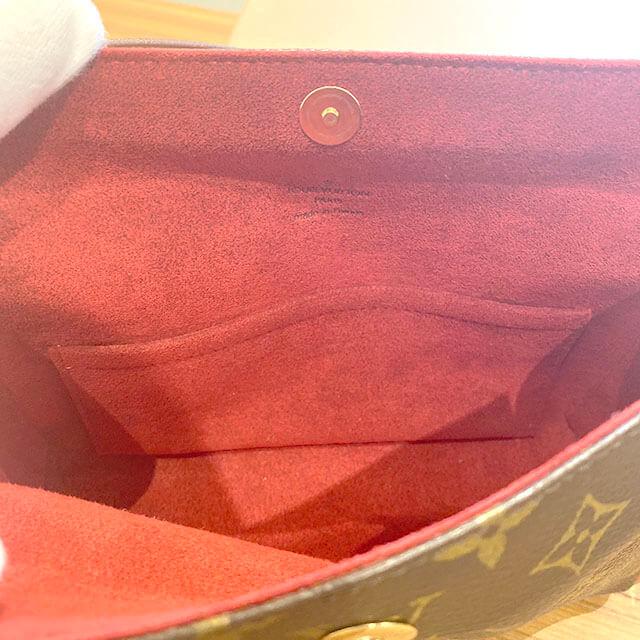 練馬のお客様から宅配買取にてヴィトンのバッグ【レシタル】を買取_04