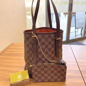 モノカウ心斎橋店にて東大阪のお客様からヴィトンのバッグ【マレ】を買取