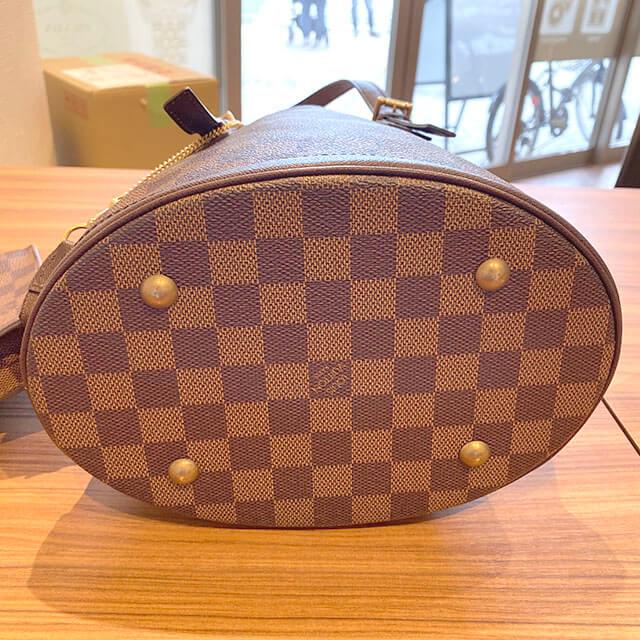 モノカウ心斎橋店にて東大阪のお客様からヴィトンのバッグ【マレ】を買取_03
