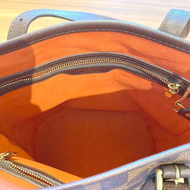 モノカウ心斎橋店にて東大阪のお客様からヴィトンのバッグ【マレ】を買取_04