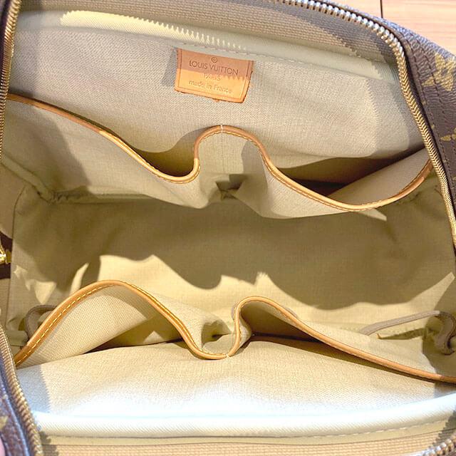 モノカウ心斎橋店にて東大阪のお客様からヴィトンのバッグ【ドーヴィル】を買取_04