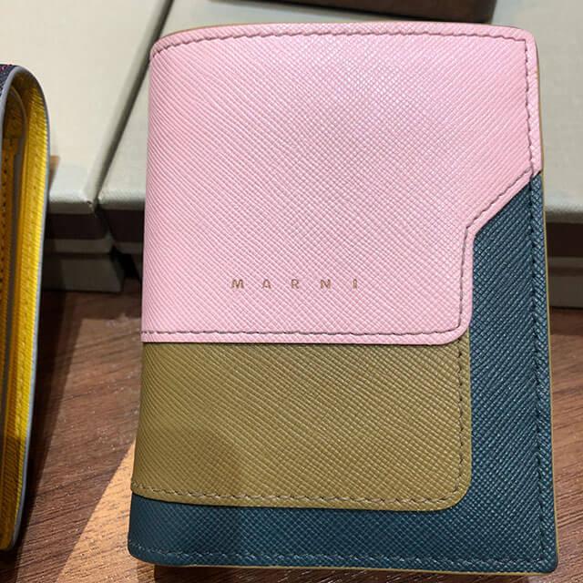 モノカウ心斎橋にて堺のお客様からMARNI(マルニ)の財布を買取_03