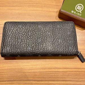 モノカウ玉造店にてMCMの長財布を買取
