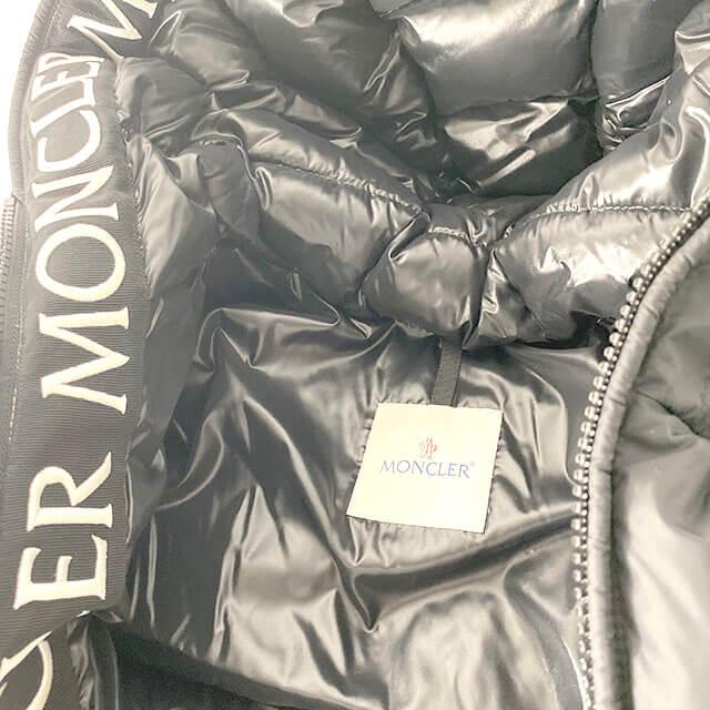 モノカウ心斎橋店にて奈良のお客様からモンクレールのダウンジャケット【MONTCA(モンクラ)】を買取_03