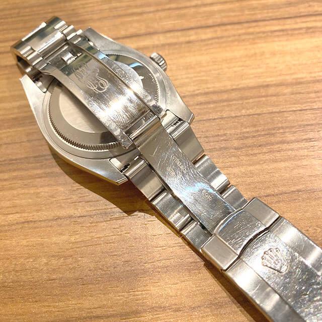 モノカウ心斎橋店にてロレックスの腕時計【デイトジャスト サンビーム】を買取_03