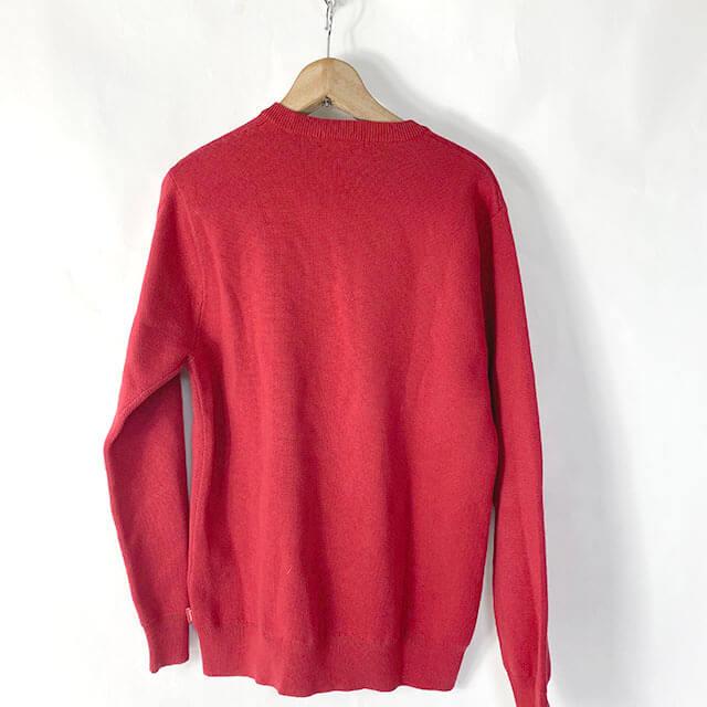 モノカウ玉造店にて東大阪のお客様からシュプリームの【14SS Pink Panther Sweater】を買取_02