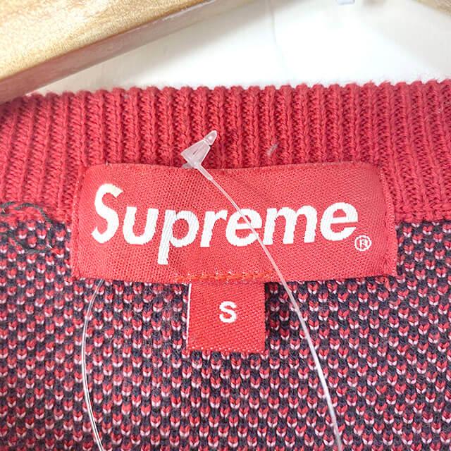 モノカウ玉造店にて東大阪のお客様からシュプリームの【14SS Pink Panther Sweater】を買取_03