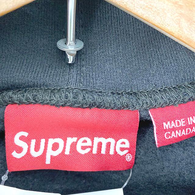 和泉のお客様からシュプリームの【20SS Franklin Hooded Sweatshirt】を買取_04
