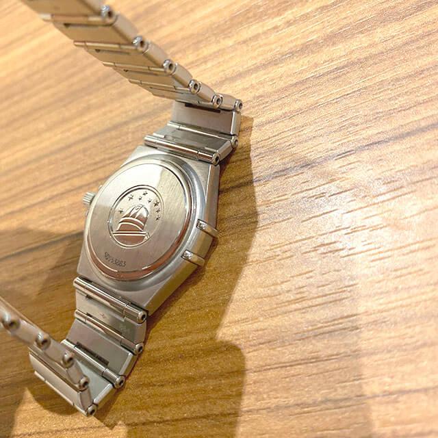 モノカウ心斎橋店にて弁天町のお客様からオメガの腕時計【コンステレーション】を買取_03