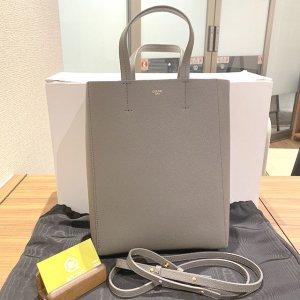 船橋のお客様から宅配買取にてセリーヌの2wayバッグ【バーティカル カバ スモール】を買取