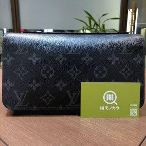 モノカウ心斎橋店にて福島のお客様からヴィトンのクラッチバッグ【ジッピー XL】を買取