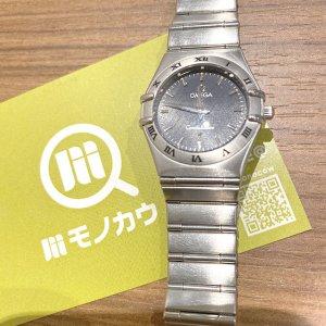 モノカウ心斎橋店にて弁天町のお客様からオメガの腕時計【コンステレーション】を買取
