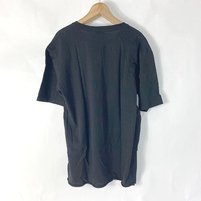 鹿児島のお客様から宅配買取にてサンローランの【メタリックロゴ】 Tシャツを買取_02