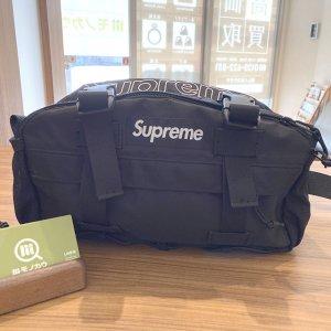 滋賀のお客様から宅配買取にてシュプリームの19AW Waist Bagを買取