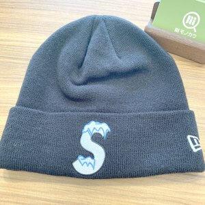 滋賀のお客様から宅配買取にてシュプリームのニット帽【20AWNew Era S Logo Beanie】を買取